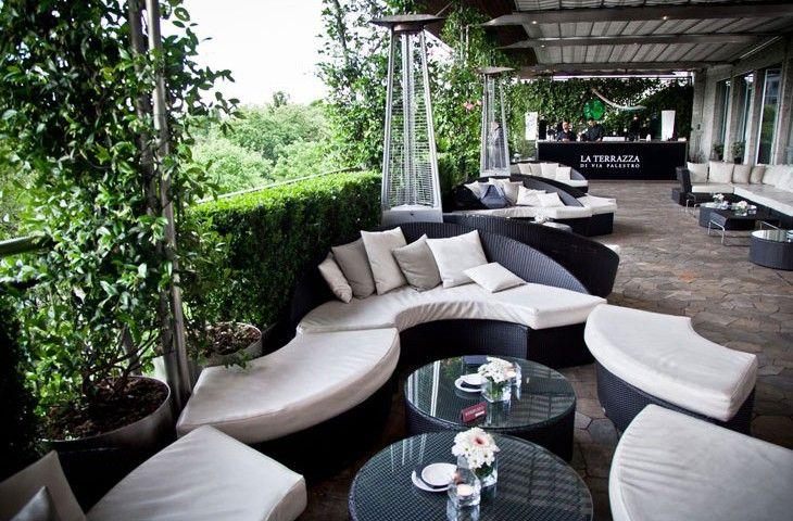 I dieci migliori posti per un aperitivo in terrazza a Milano | Bella ...