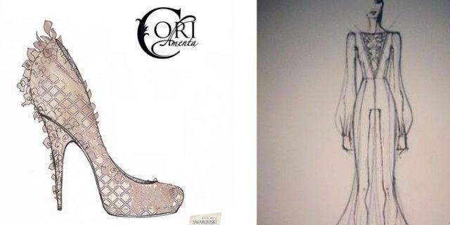 Il matrimonio di Belen Rodriguez è sempre piu' vicino...Sappiamo chi disegnerà l'abito, lo stilista siciliano Daniele Carlotta, le scarpe di Cori Amenta.