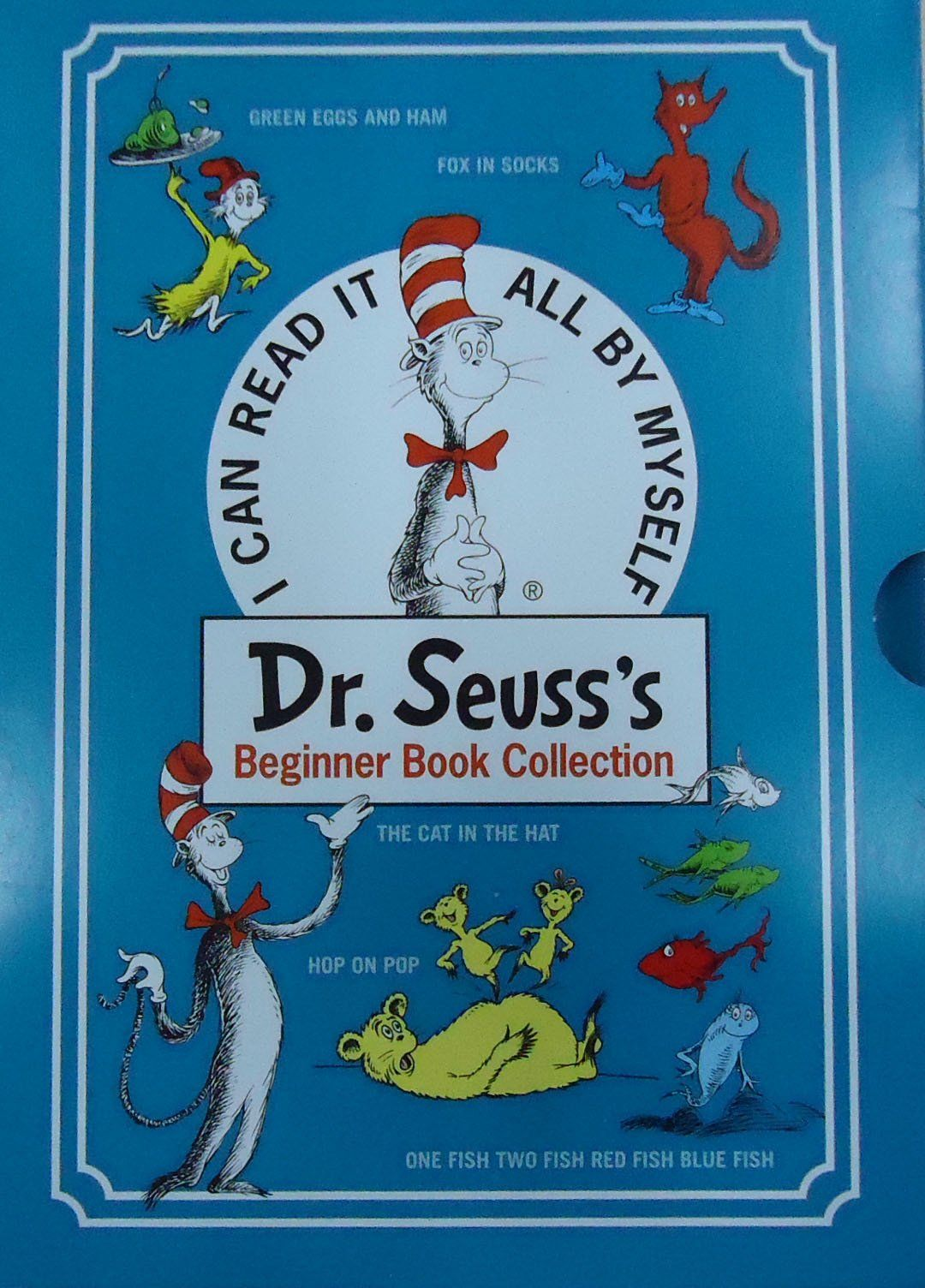 Medium Of Dr Seusss Beginner Book Collection