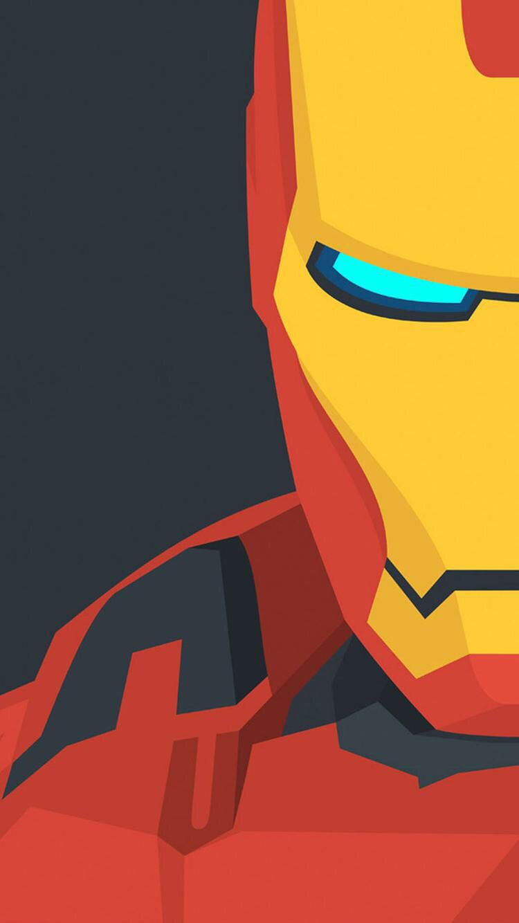 Iron Man | Fondos de pantalla iPhone 6 | Pinterest | Iron ...