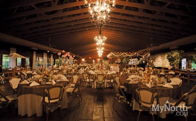 Northern Michigan Weddings: Frog Pond Village in Interlochen - My ...