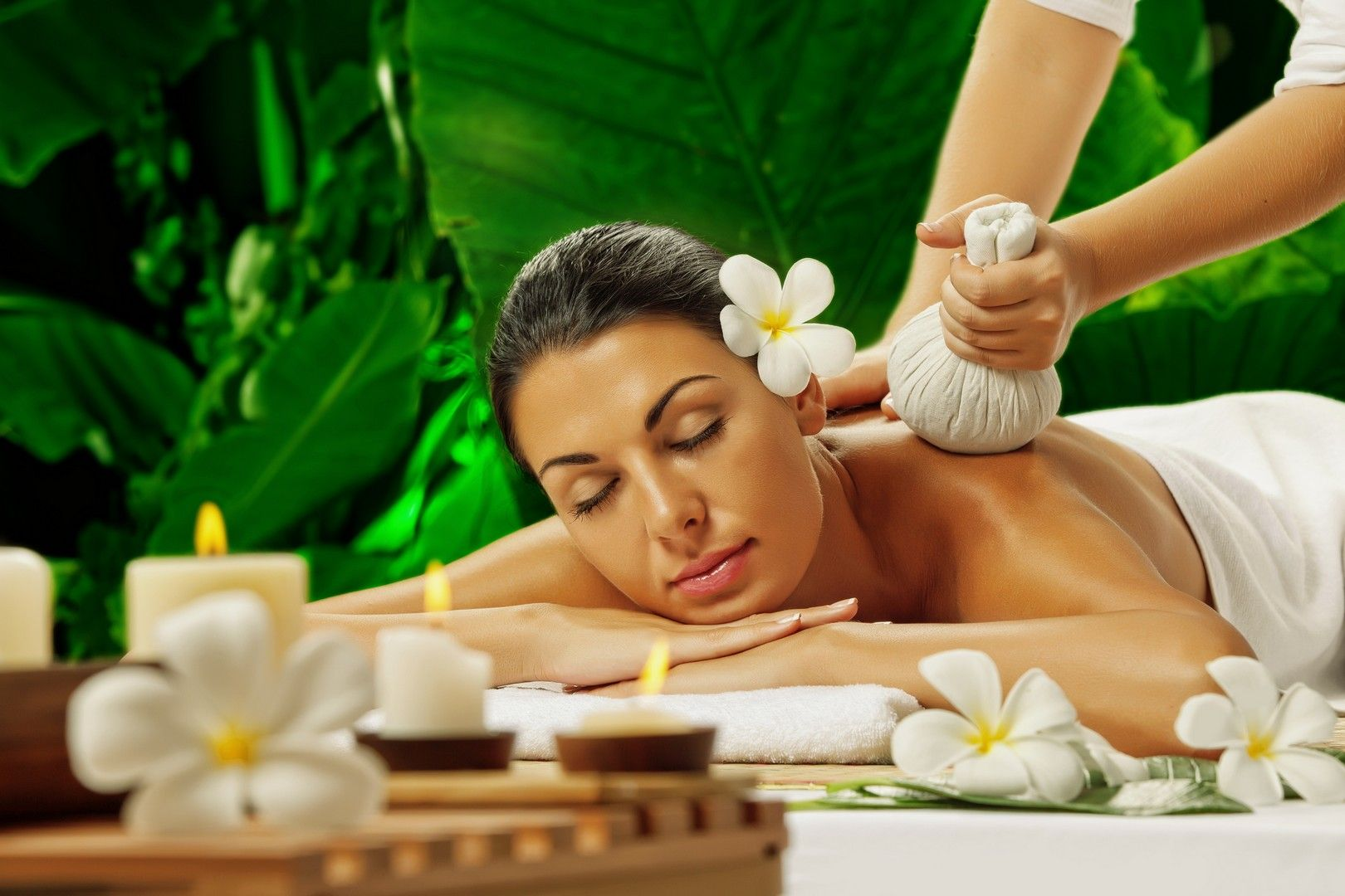 Massage Aromatherapy Treatment Body Massage Massage Deals