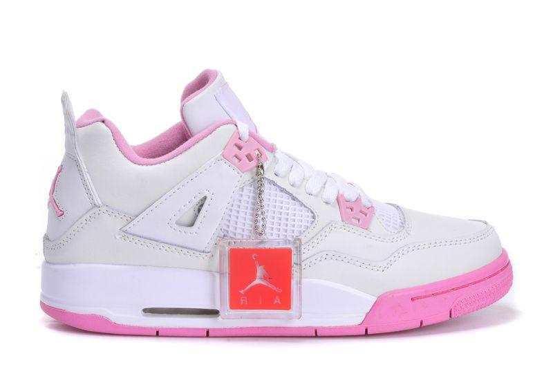 Air Jordan 4 Women Shoes