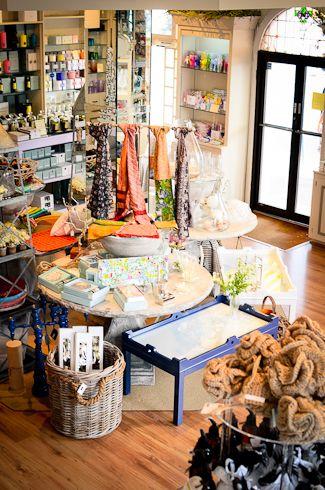 Island Atelier: Retail Therapy   The Irish Linen Shop   Irish ...
