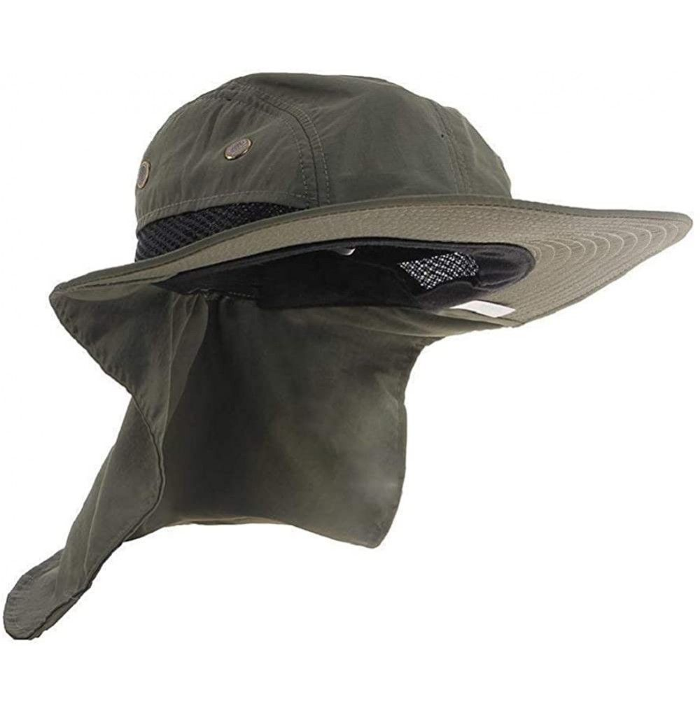 Uv Protection Outdoor Sun Hats Wide Brim Neck Flap Ear Full Cover Ideal For Fishing Hiking Huntin Sun Hats For Women Sun Hats Visor Hats
