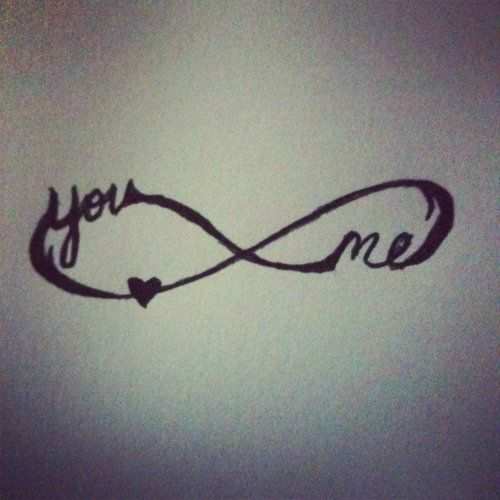 You and me ❤