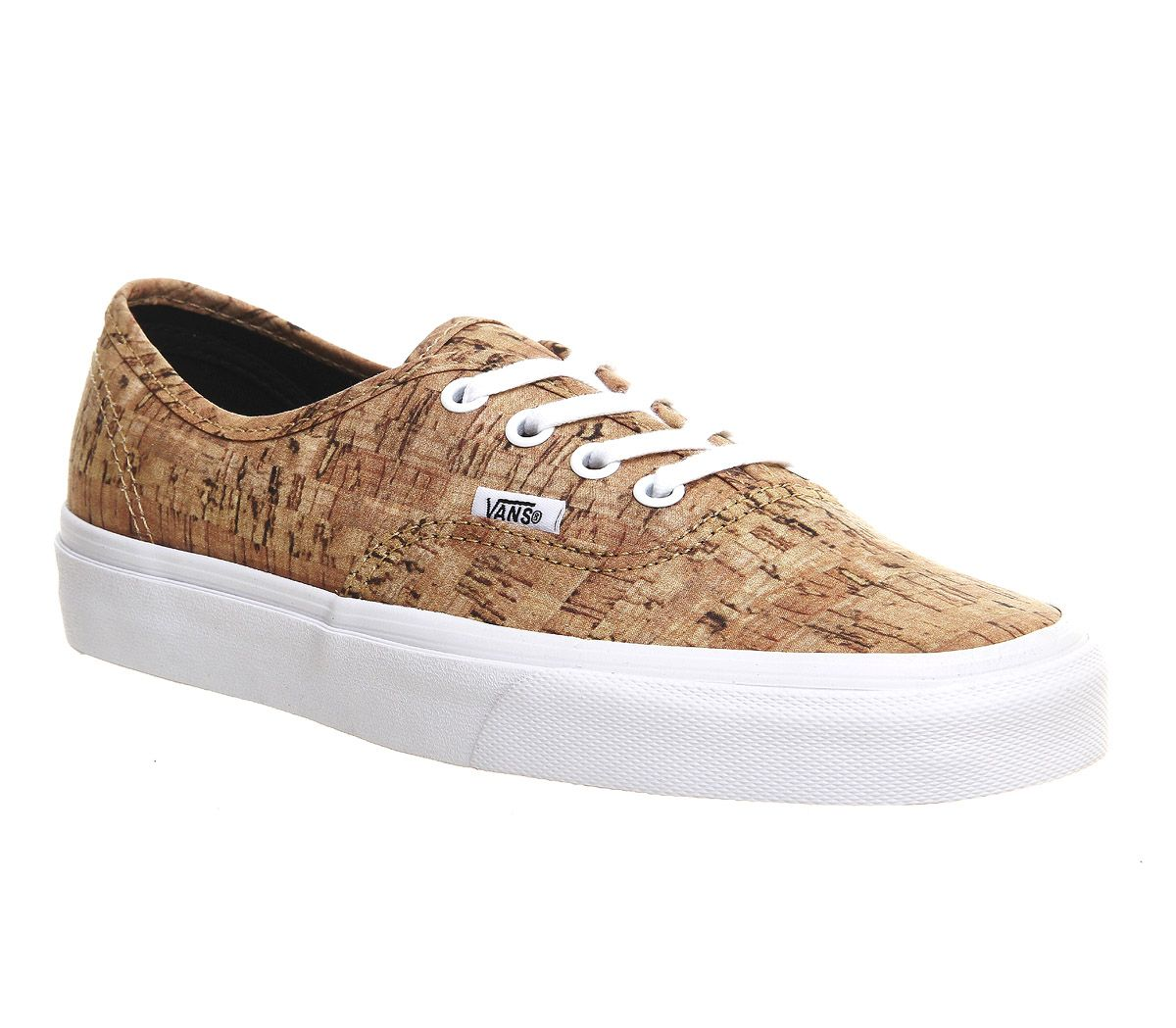 Cork Vans Authentic From Office Co Uk