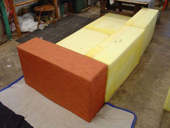 Modern DIY Sofa Eric Dalpiaz Diy sofa Modern and DIY furniture