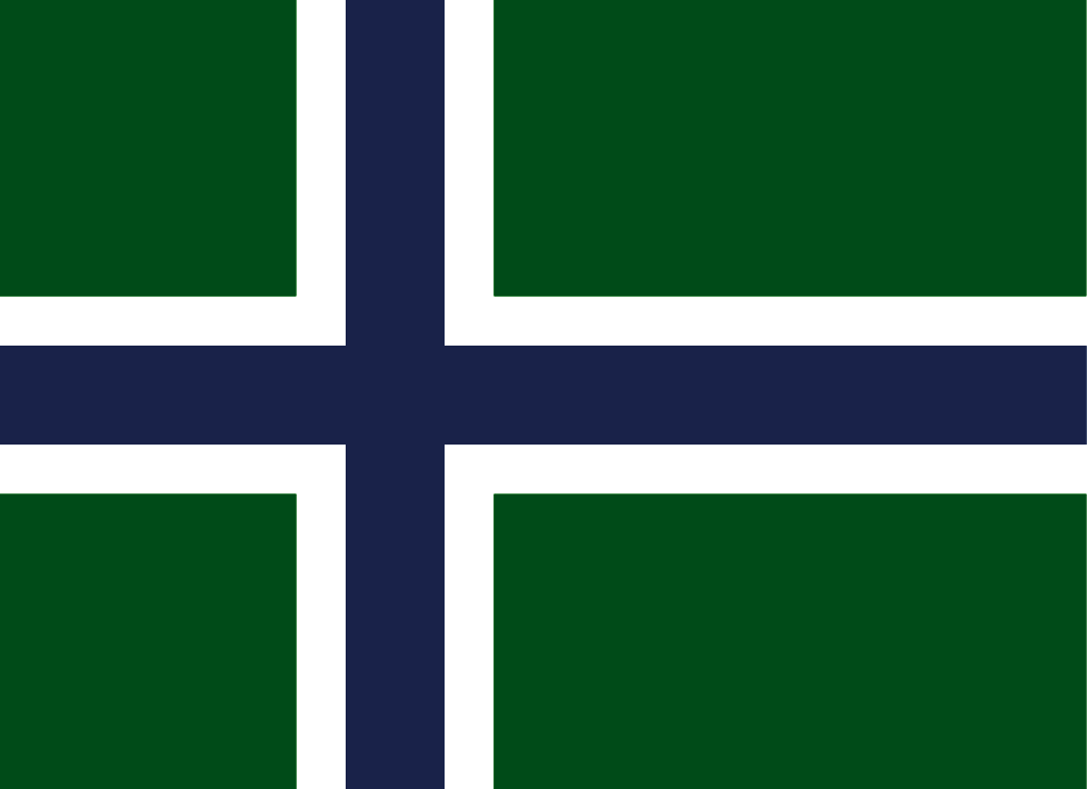 The Nordic Flag Style Flag Of Kingdom Of Arendelle Arendelle Is The Name Of The Kingdom In The Frozen Movie It Is Th Flag Art Flags Of The World Unique Flags
