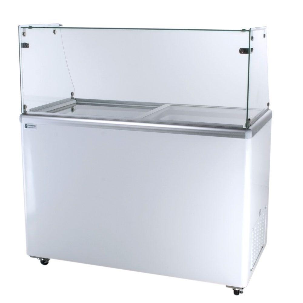 Luxury Master Bilt Dipping Cabinet