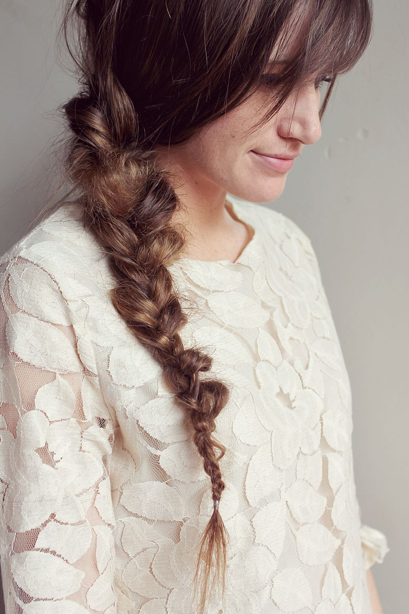 The most perfect hairs.