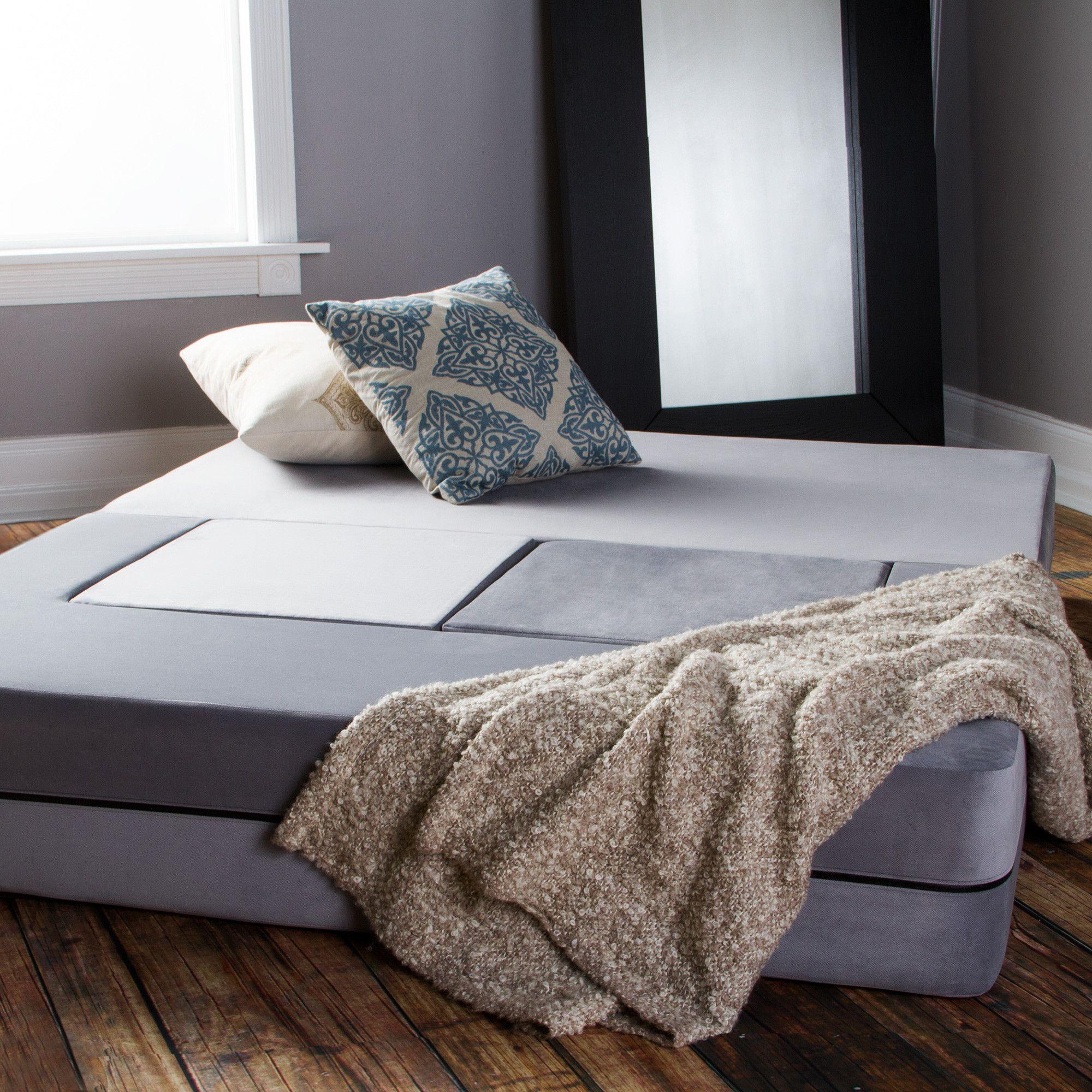 Room Jaxx Zipline Modular Sleeper Loveseat