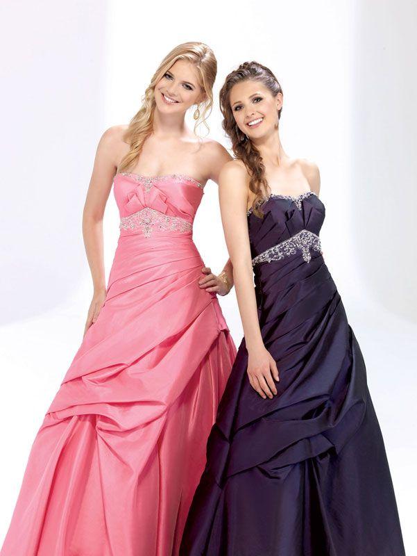 Amazing sleeveless A-line floor-length home coming dress | R ...