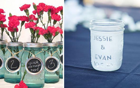 Do Me A Favor Homemade Wedding Favors Favorsmason Jar