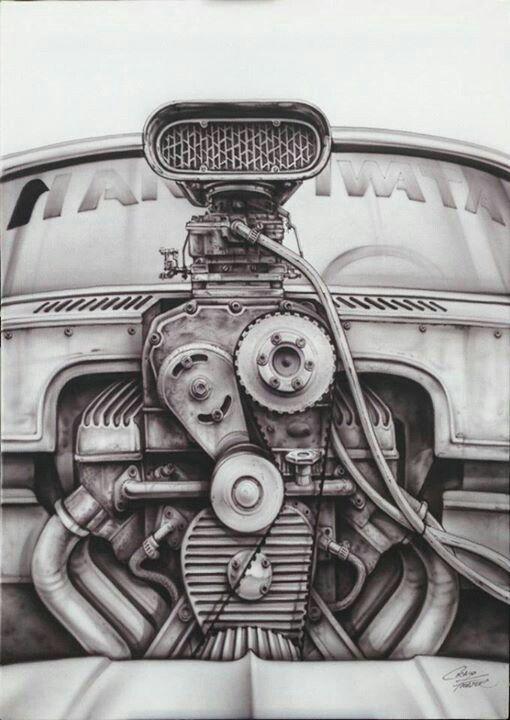 Airbrush | Airbrushing | Airbrush art, Automotive art ...  Airbrush | Airb...