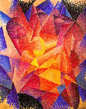 gino severini paths to absolute abstraction kandinsky