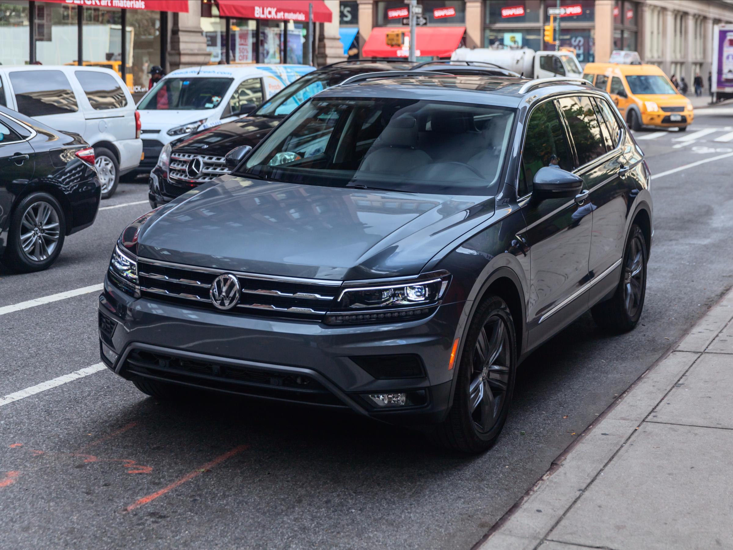 The 2018 VW Tiguan review Pictures, details, specs