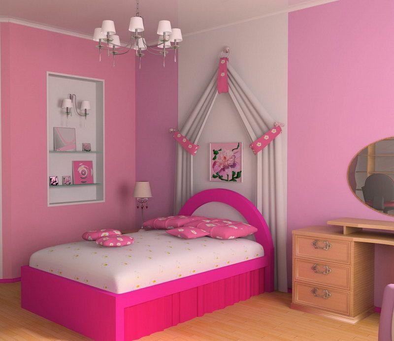 Bedroom Color Paint Ideas Design Part - 28: Cool Kids Bedroom Color U0026 Paint Ideas Pictures @ Makeover.House - Transform  Your Living