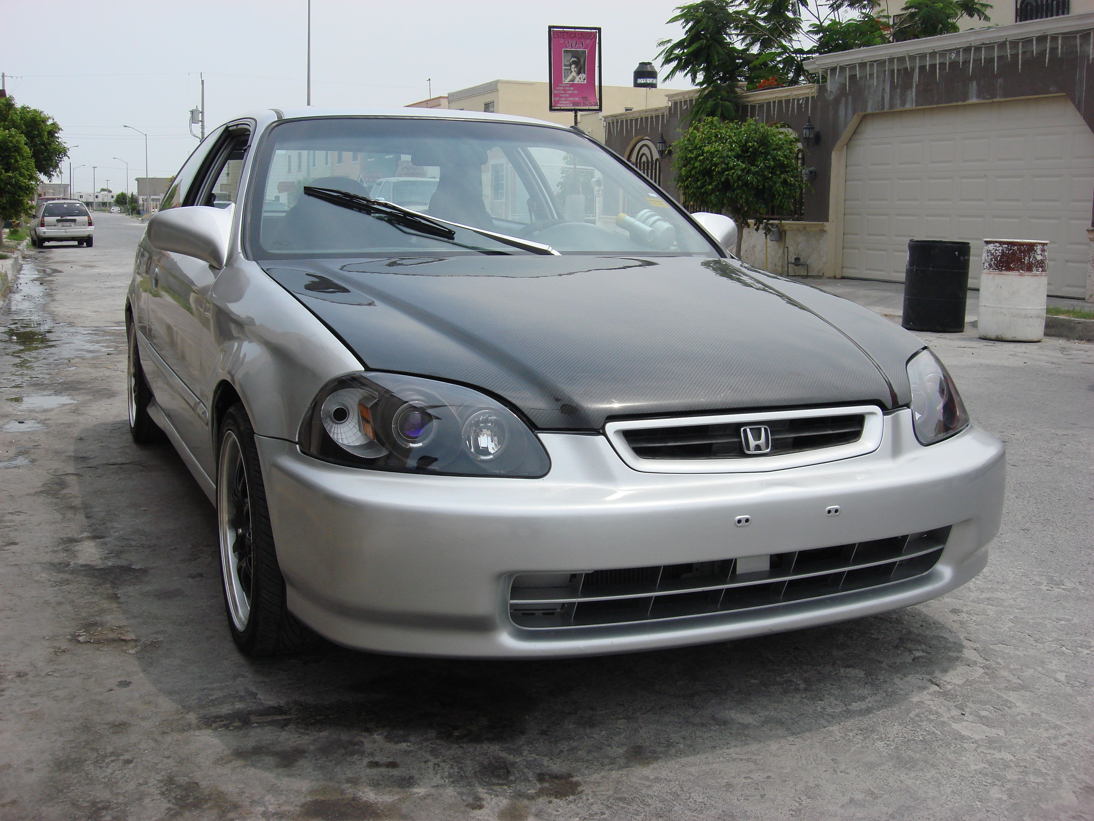 1998 Honda Civic Hatchback B18c1 Vtec