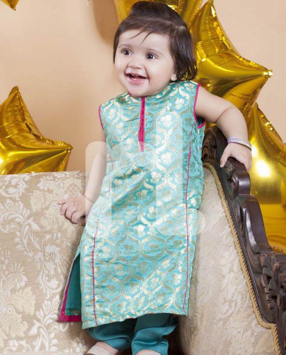 Nishat Linen Kids Eid Wear - New Kids Dresses Arrivals is ...