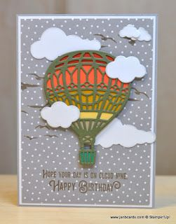 Hot Air Balloon Video With Images Cards Handmade Greeting