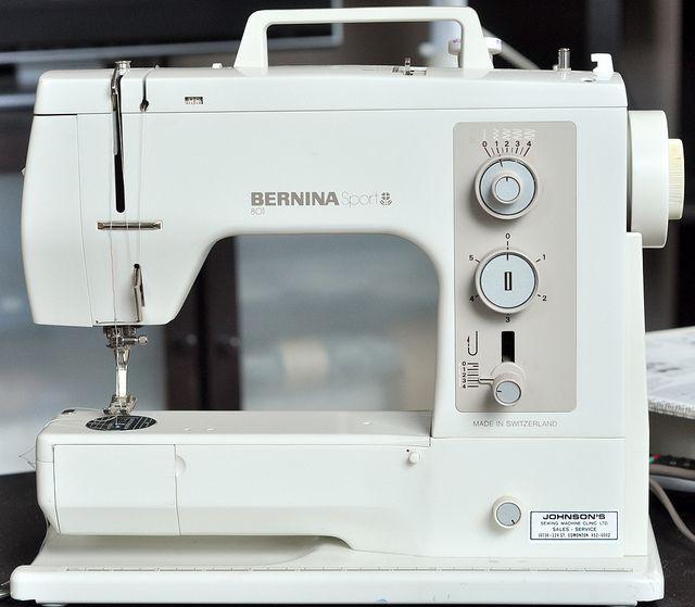 Bernina 40 Sport Sew And Knit And Crochet Pinterest Sewing New Bernina Sewing Machine Model History