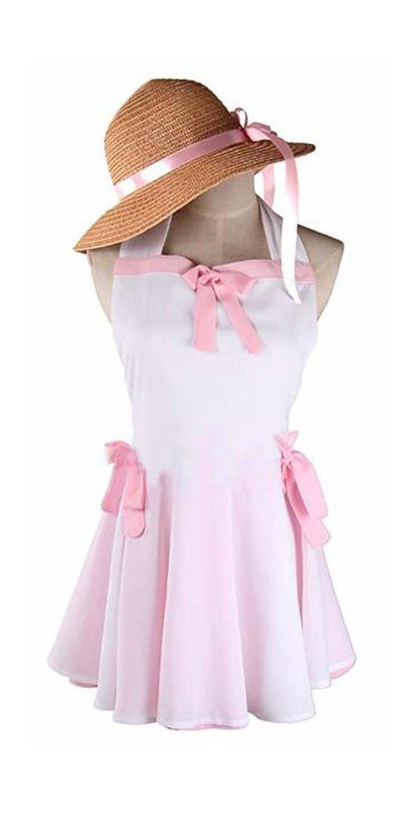 CosEnter Anime Bakemonogatari Oshino Shinobu Cosplay Costume >>> Click image for more details.
