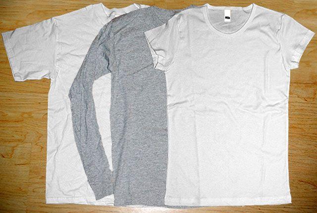 Download Long Sleeve T Shirt Templates Psd Free Download T Shirt Template Shirt Template Shirts Cool T Shirts
