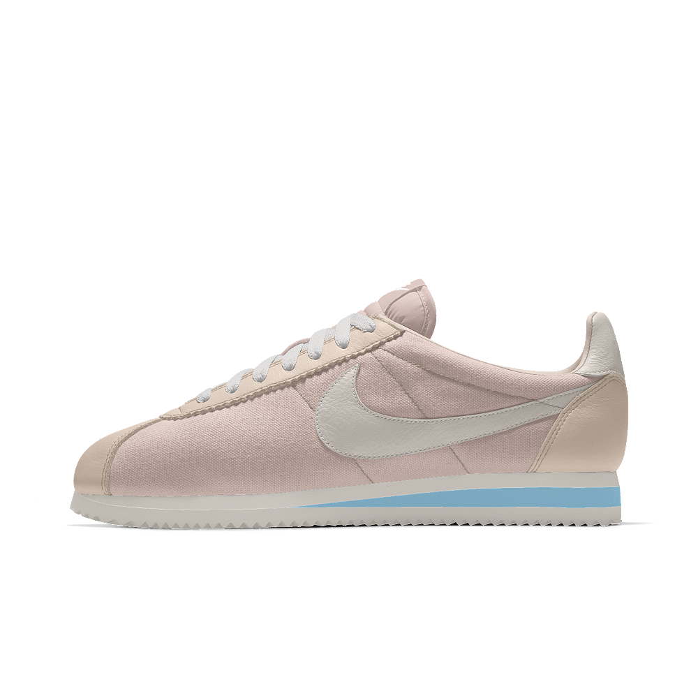 bc4202fcf6ea0 Nike Cortez Premium iD Women s Shoe Size 9.5 (White)