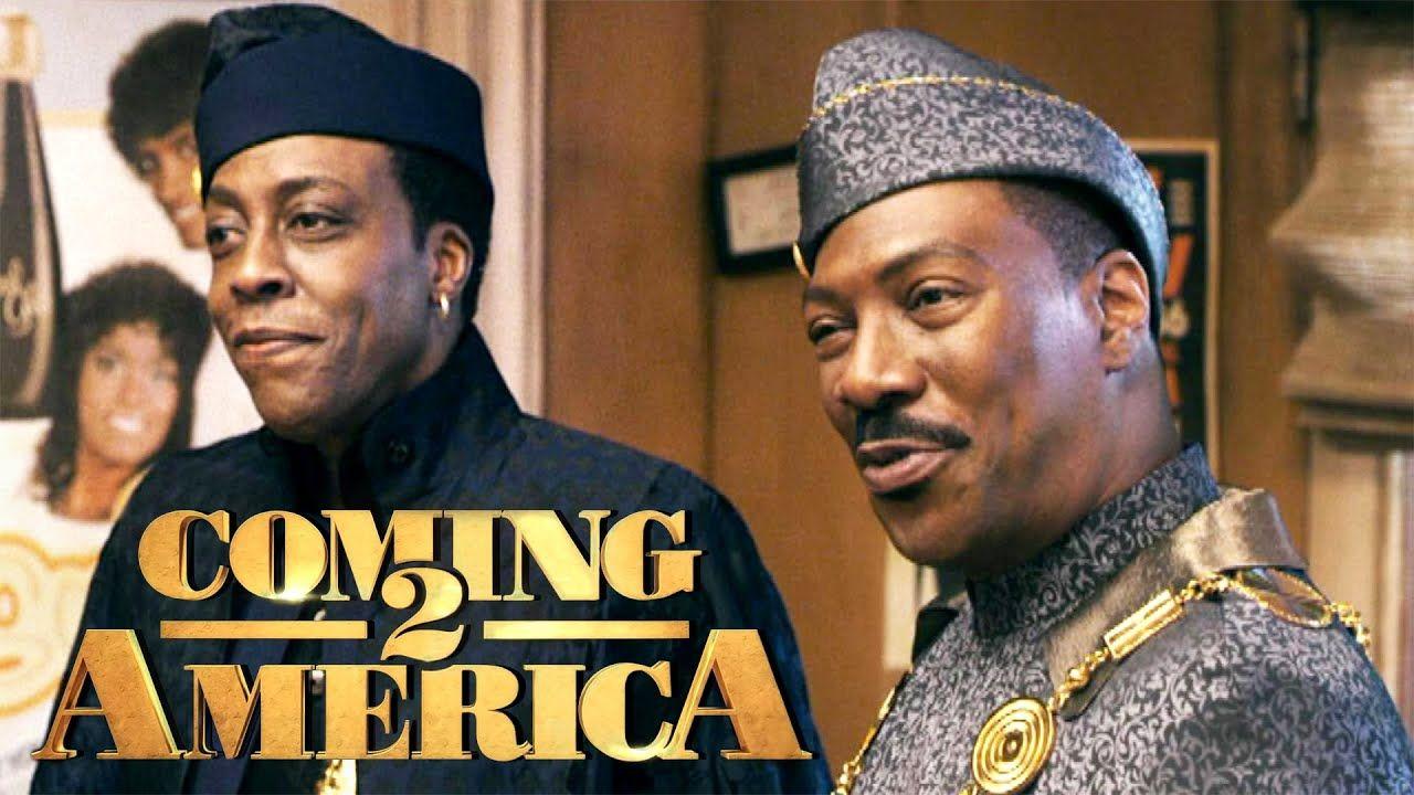 Coming 2 America Trailer 1 Youtube Amazon Prime Video America Prime Video