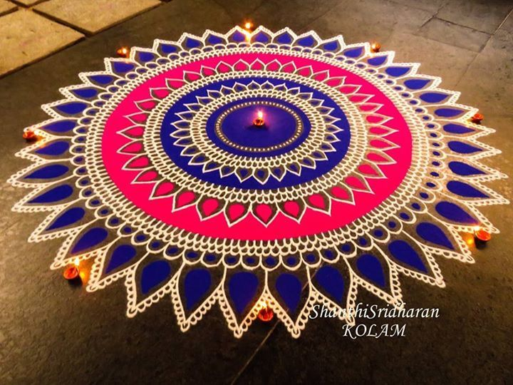 Best 25+ Rangoli Ideas Ideas On Pinterest