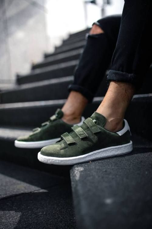 adidas by Mountaineering Blanco Mountaineering by Stan Smith CF   CG362 Click to shop 7c4520