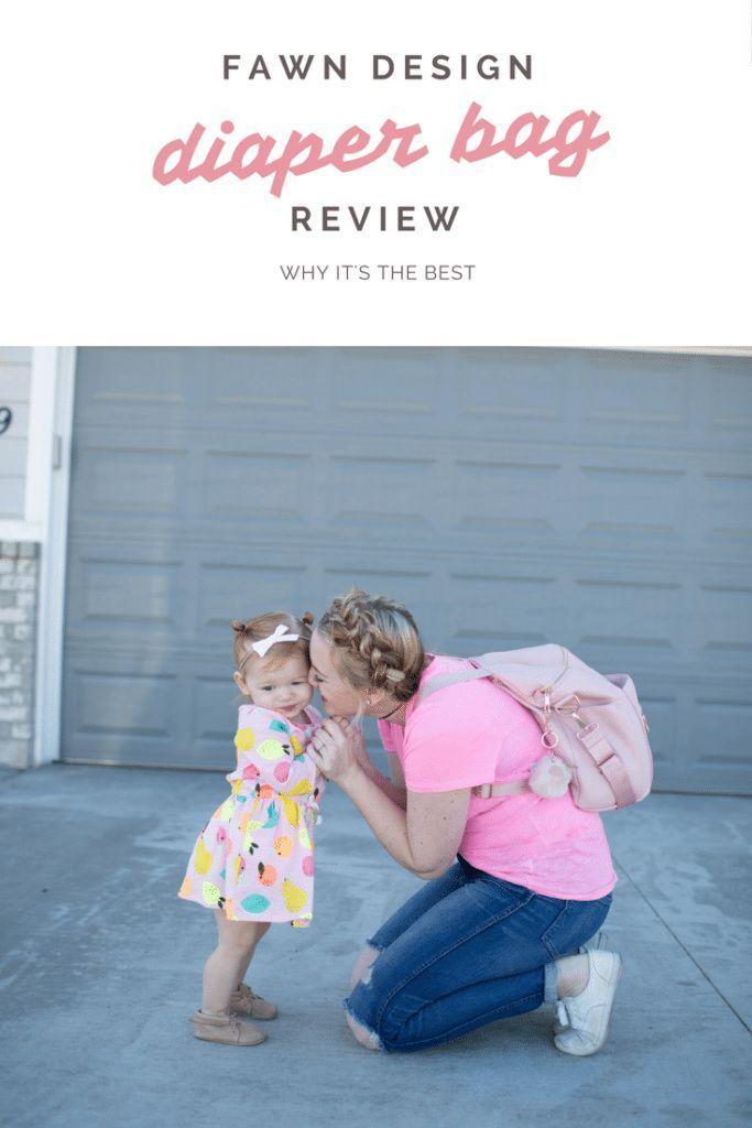 Fawn Design: A Diaper Bag Review