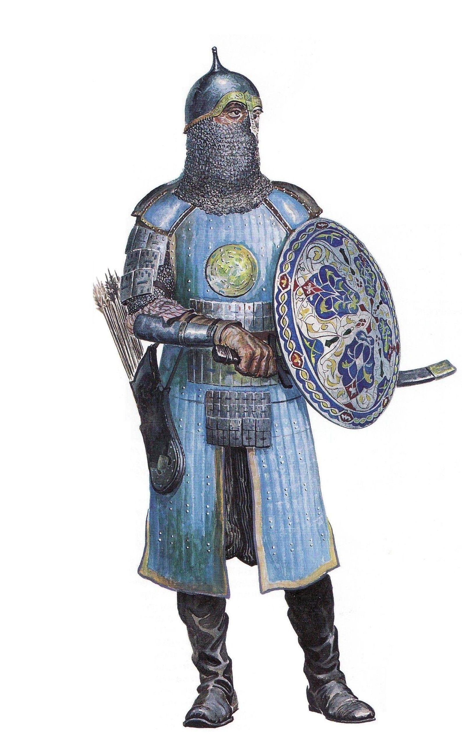 Български воин/ Bulgar Warrior