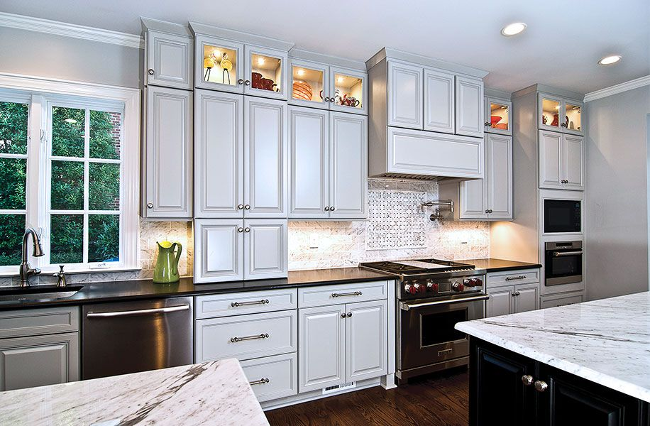 Marsh Cabinets Arlington 1 Kitchen Design Gallery Kitchen Cabinets Kitchen Design