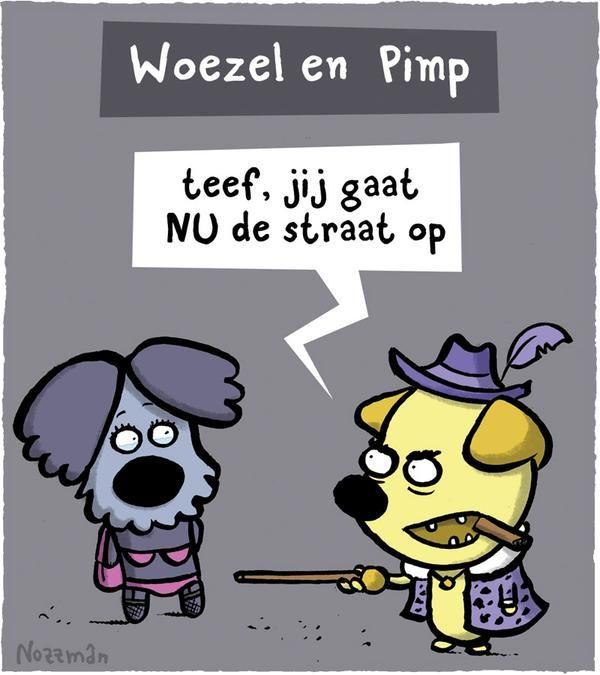 Woezel & Pimp