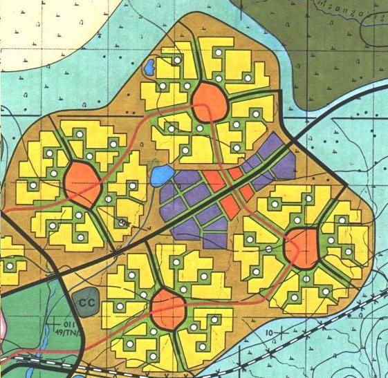 Sustainable cities master plan urban planning - Sustainable urban planning and design ...