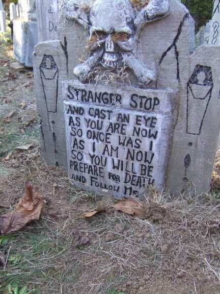 pin image de tombstone - photo #40