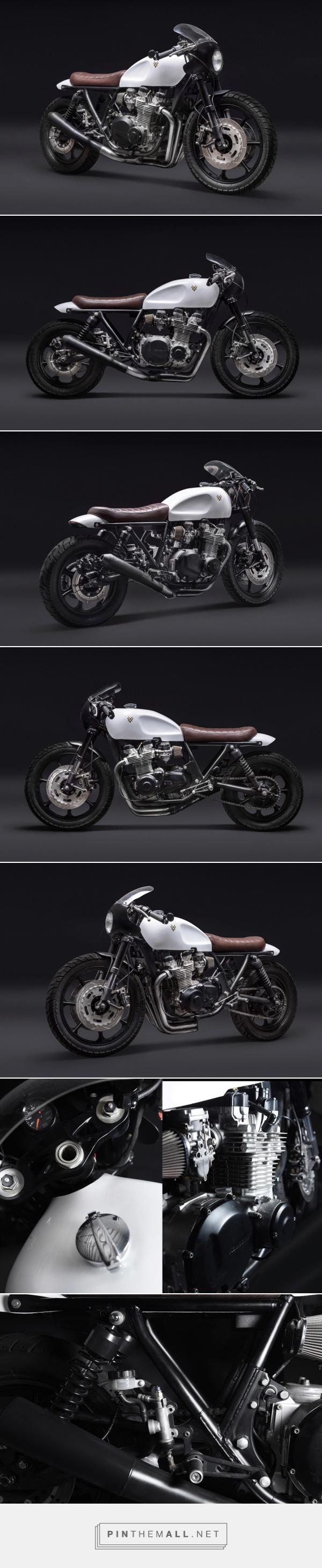 Customized 1984 Kawasaki KZ 1000 LTD