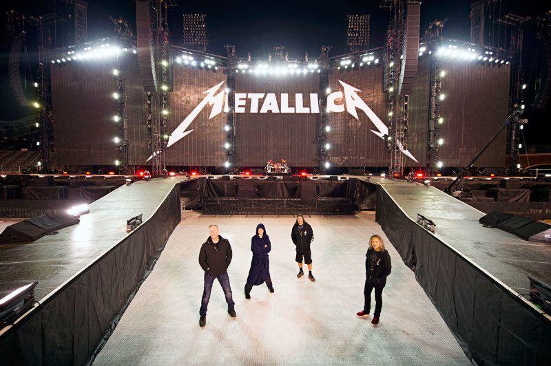 Raising The Roof Metallica Metallica Heavy Metal Music Cool Lyrics