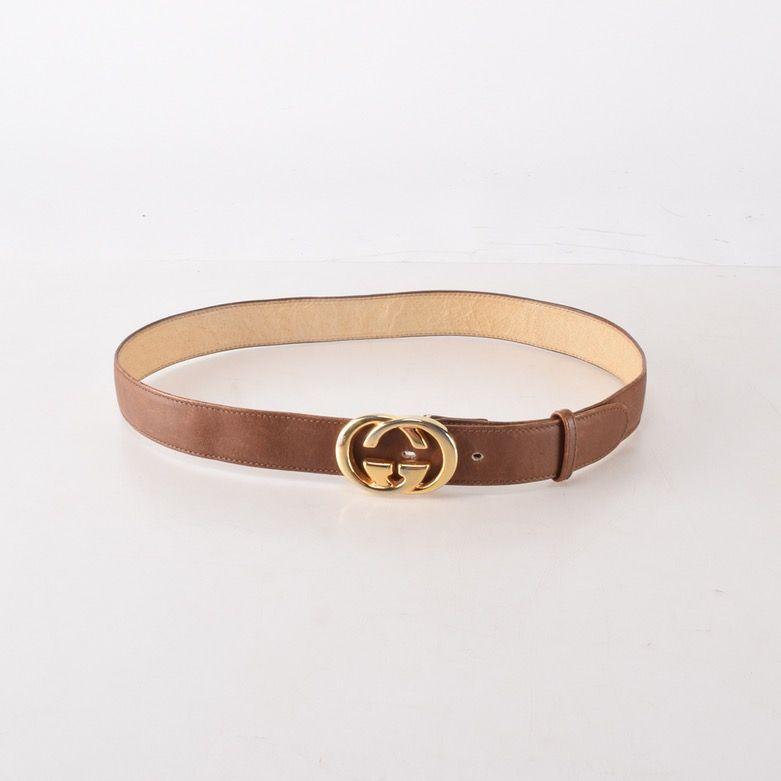 1e0e1ea5e0f Gucci Belt With Logo Buckle