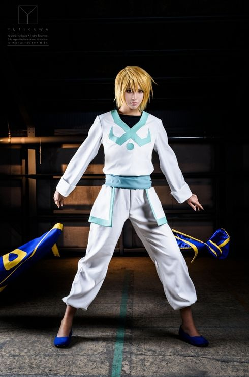 Hunter x Hunter 2011 Kurapika cosplay #HxH #Anime ...