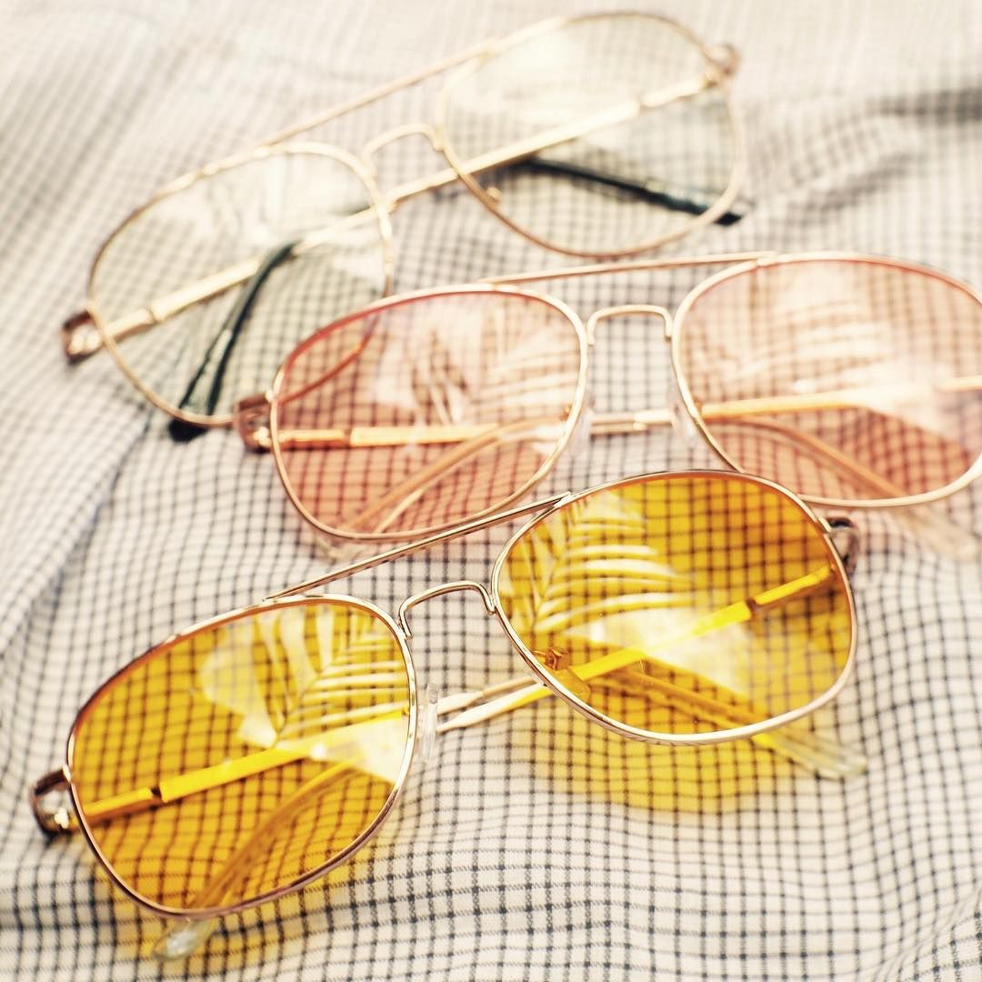 Pin by Camila Díaz on Accessories Round sunglasses