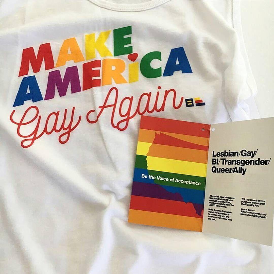 #makeamericagayagain • Instagram photos and videos