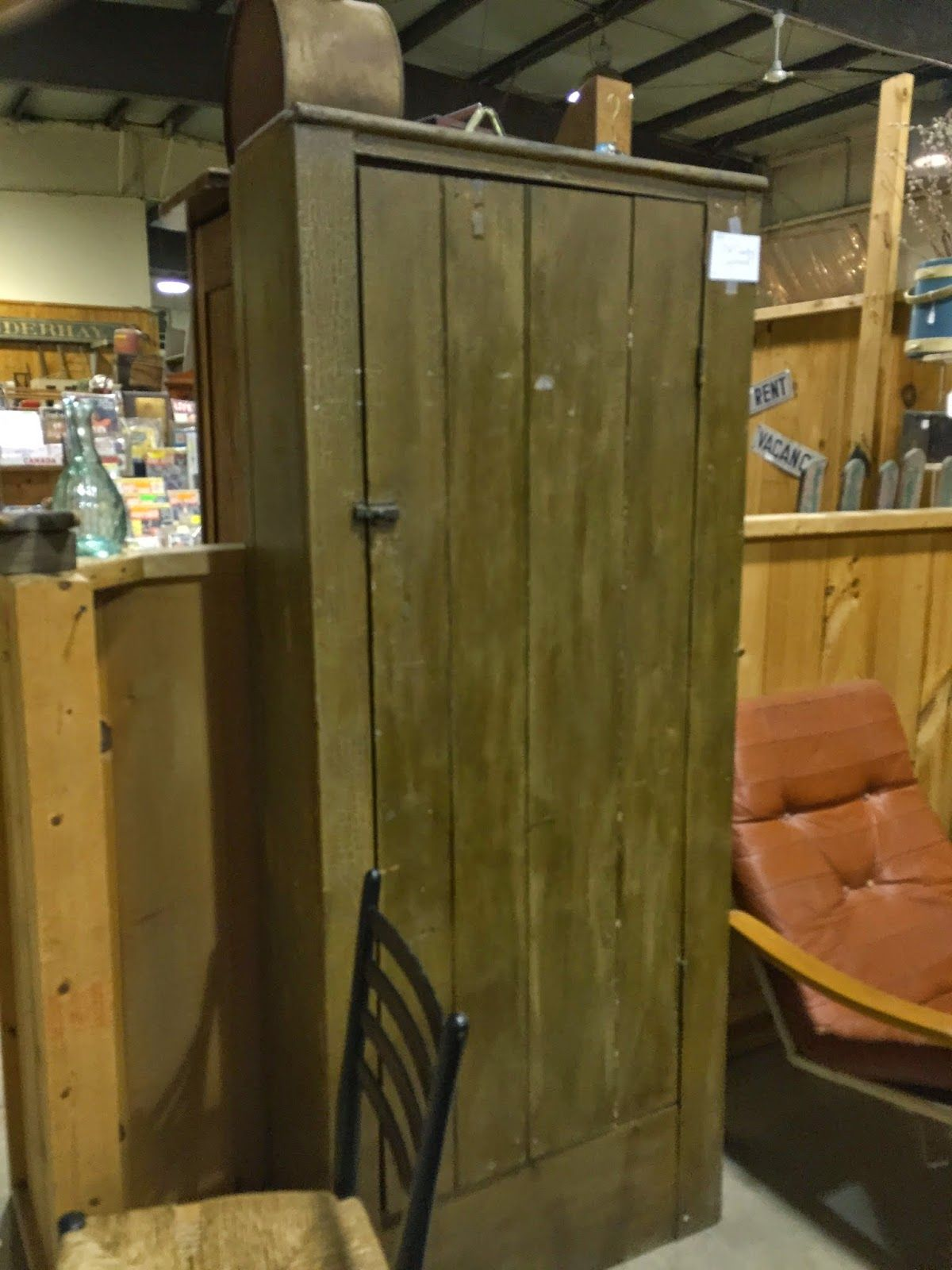 Heir and Space: Antiquing in Maine