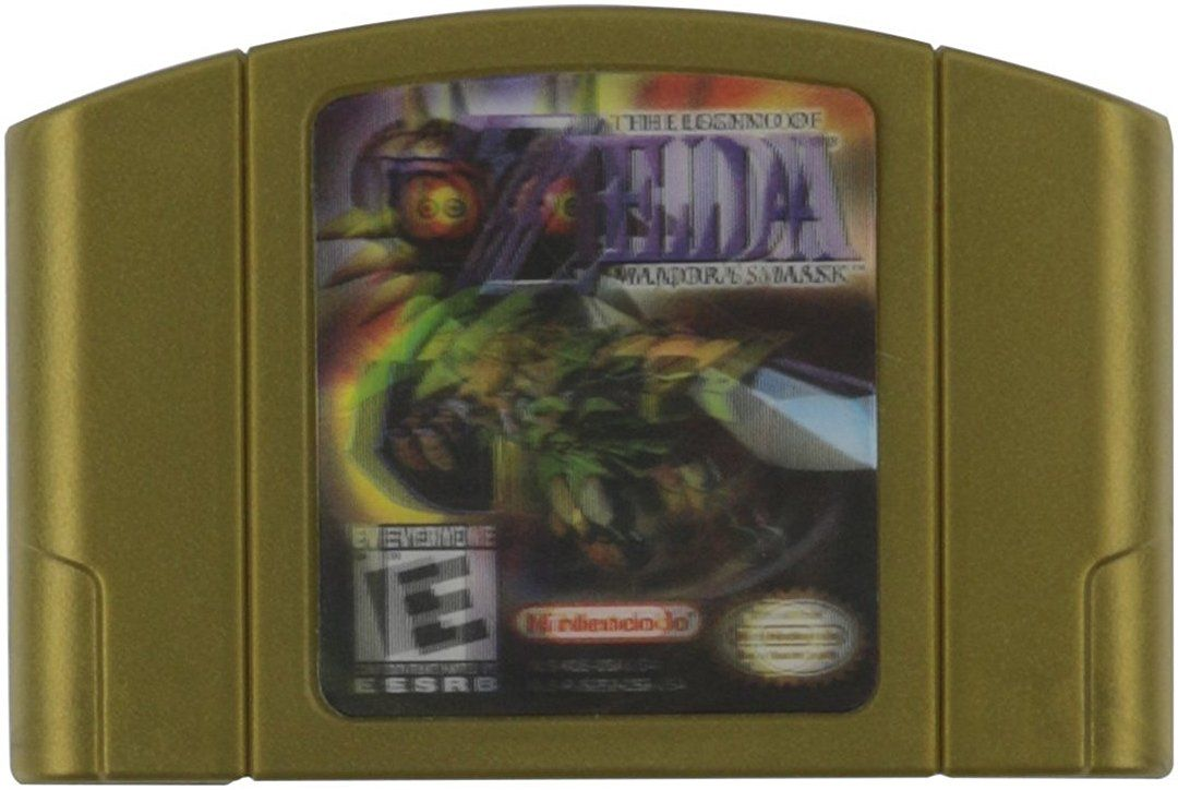 Amazon Com The Legend Of Zelda Majora S Mask Collector S Edition Video Games Legend Of Zelda Merchandise Legend Of Zelda Majoras Mask