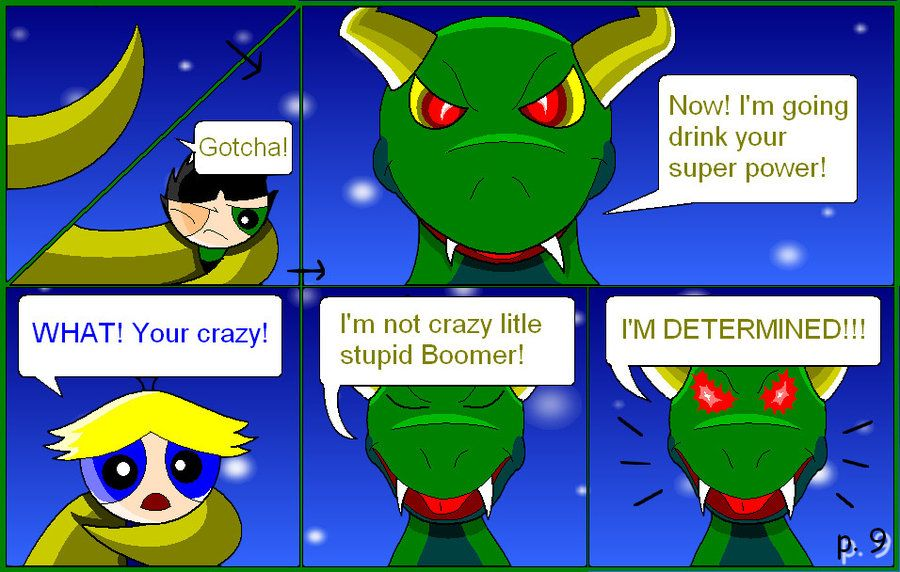 Ppg Rrb Comic Part 9 By BoomerXBubbles On DeviantArt