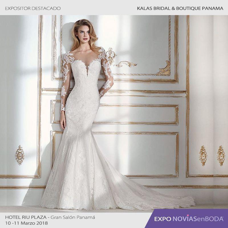 Vestidos de novia panama baratos