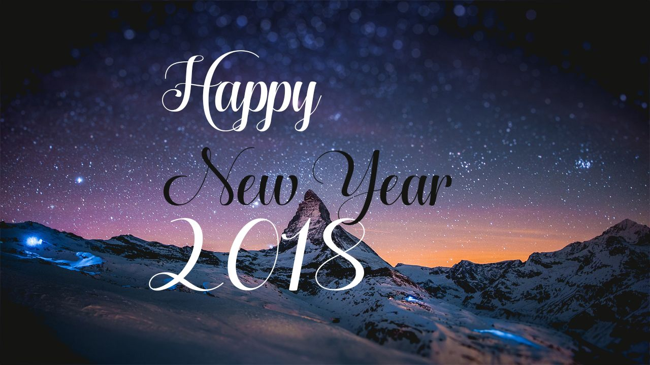 Happy new year 2018 happy new year pinterest wallpaper happy new year 2018 quotes image description special happy new year greetings 2018 for wishes of new year kristyandbryce Gallery