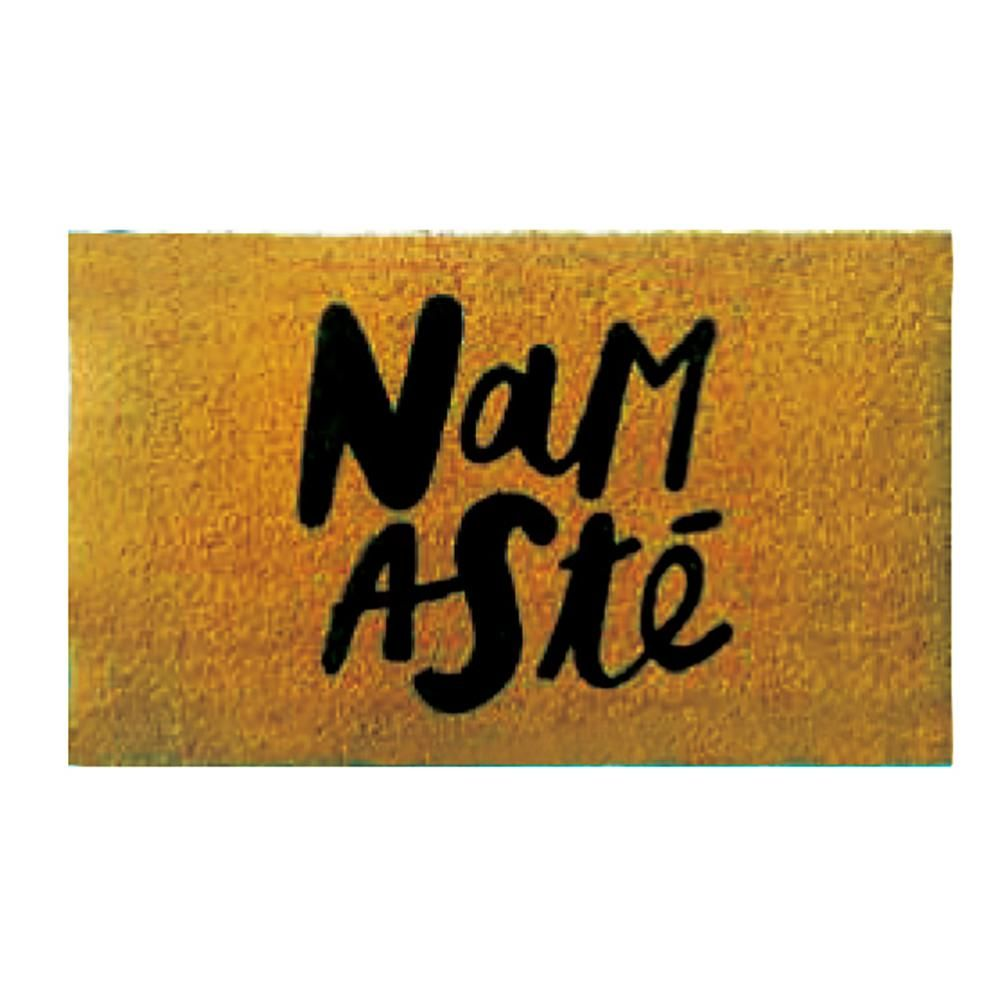 Namaste Printed Door Mat